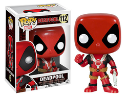 Funko Pop! Marvel - Deadpool| Фанко Поп! Марвел - Дэдпул № 112