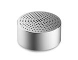Портативная беспроводная колонка Xiaomi Round Box Серебристая