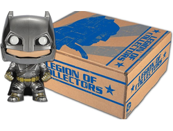 Legion of collectors: DC - BATMAN v SUPERMAN - Коллекционный набор: ДС - БЭТМЕН ПРОТИВ СУПЕРМЕНА