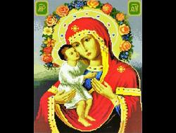 GF 359 Икона Божьей Матери 40*50