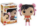 Фигурка Funko POP! Vinyl: Games: Street Fighter: Chun-Li Red Pants (Эксклюзив)