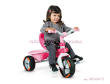 Детский трехколесный велосипед для девочки Smoby Baby Draiver Confort купить спб