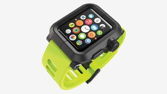 Защитный браслет EPIK for Apple Watch - Polycarbonate Black