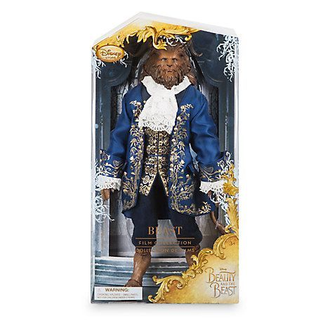 Кукла Чудовище Beast Film Collection Doll (Disney)