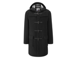 Дафлкот JOHN PARTRIDGE Black Duffle Coat