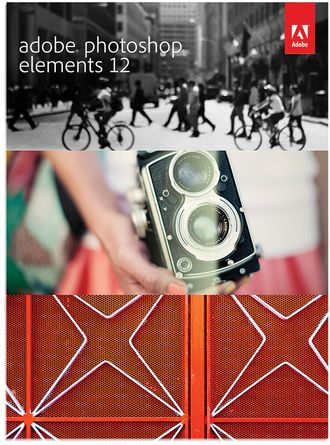 Графический редактор Adobe photoshop elements 12 DVS/A PRE 12.0 OEMBD RU