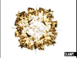 Светильник универсальный Slamp Veli mini gold