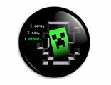 Значок Creeper Mined
