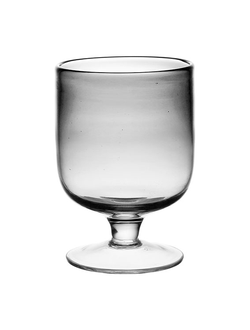 Стакан для воды WATER GLASS AGOSTA GREY 37CL арт. 30778