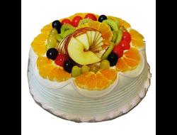 Фруктовый торт к Вашему букету