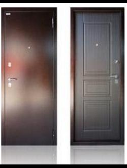 Входная дверь Берлога Гаральд (венге)
