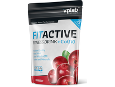 VP laboratory FitActive Fitness Drink plus Q10 (500 г)
