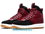 Nike Lunar Force 1 Duckboot Cherry Red