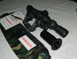 Russian optical scope PO 3-9x24 variable magnif rangefinding illuminated reticle