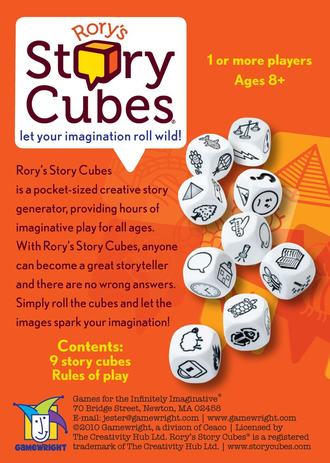 Rory's Story Cube ( original-edition)
