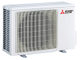Сплит-система Mitsubishi Electric MSZ-EF25VEB / MUZ-EF25VE серии Design Inverter