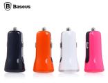 Автомобильная зарядка Baseus Tiny Double USB Car Charger