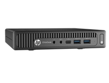 HP EliteDesk 800 G2 Mini Core i5-6500,8GB DDR4-2133 SODIMM (1x8GB),1TB SATA 6G 2.5 8Gb SSHD,USB Slim kbd,USBmouse,BCM 802.11n BT,Win10 Professional+Win7 Professional(64-bit),3-3-3 Wty P1G91EA