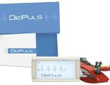 Тестирование функционального состояния организма на устройстве DePuls