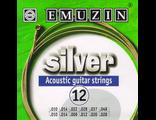 Emuzin Silver 12A233 Струны для двенадцатиструнной гитары