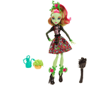 "Кукла Monster High Venus McFlytrap Gloom 'n Bloom/ Венера Макфлайтрап ""Мрак и Цветение"