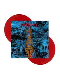 Bathory Blood On Ice 2-LP RED