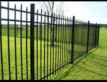 Забор из профильной трубы (сварной)