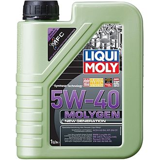 LiquiMoly Molygen New Generation 5W-40 (1л)