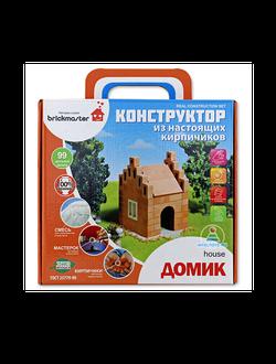 Домик - конструктор керамический для детского творчества