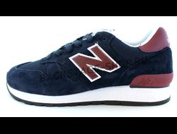 Мужские кроссовки New Balance 670 Blue