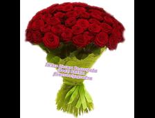 35 роз букет