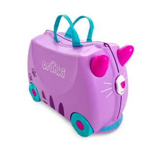 Чемодан на колесиках Котенок Кейзи TRUNKI Cassie Cat