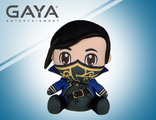 "Мягкая игрушка Dishonored Plush ""Emily Kaldwin"" Stubbins"