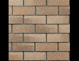 Фасадная плитка  HAUBERK (Хауберк)  Песчаный кирпич (ТехноНИКОЛЬ) 2,5м2