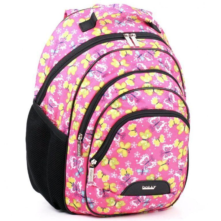 68ed85b21ba3 Купить школьный рюкзак для девочки 4 класс с ортопедической спинкой  недорого в интернет магазине Украина