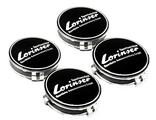 Тюнинг заглушки - колпачки для литых дисков lorinser Mercedes