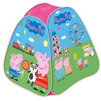 Детская игровая палатка Peppa Pig Пеппа в луна парке