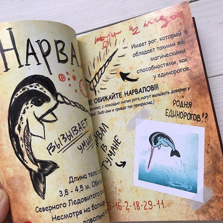 дневник диппера страницы распечатать