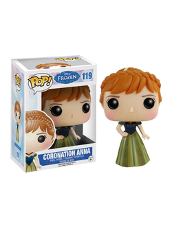 Funko Pop! Disney: Frozen - Coronation Anna | Фанко поп! Дисней: Анна коронация
