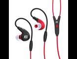 MEE Audio M7P-RD спортивные наушники, цвет красный