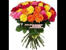 29 роз букет Игристый