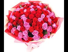 Букет Все для Тебя 61 роза