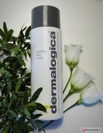 Пенка для умывания лица MediBac Clearing Skin Wash