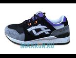 Кроссовки Gel Lyte серо-фиолетовые