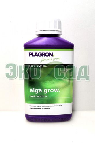 Plagron Alga Grow 250 мл