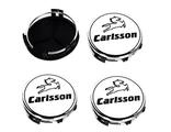 Ступичные колпачки с логотипом Carlsson для Мерседеса