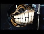 намордник, зубы, клыки, улыбка, улыбается, для собаки, смешной, улыбается, скуби ду, собачка, зубки