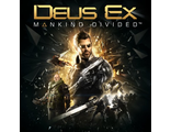 Deus Ex: Mankind Divided (цифр версия PS4) RUS