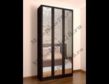 Купить шкаф недорого от производителя трехдверный с зеркалами