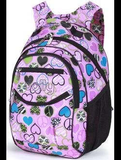 Школьные рюкзаки для девочек 5 класс